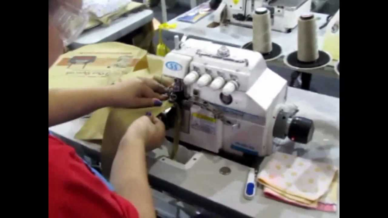 Auxiliar De Costura