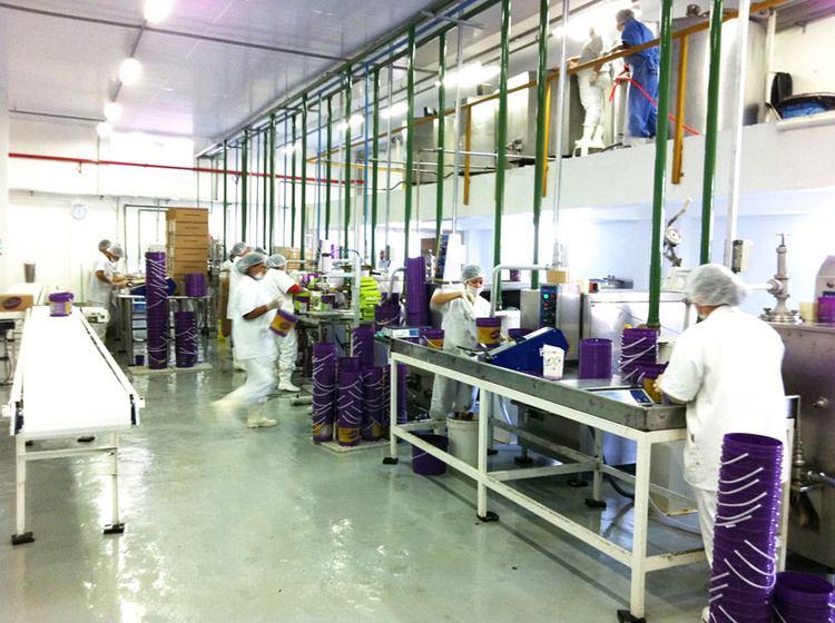 Auxiliar De Produção - Fabrica de Sorvetes - em São Paulo - SP