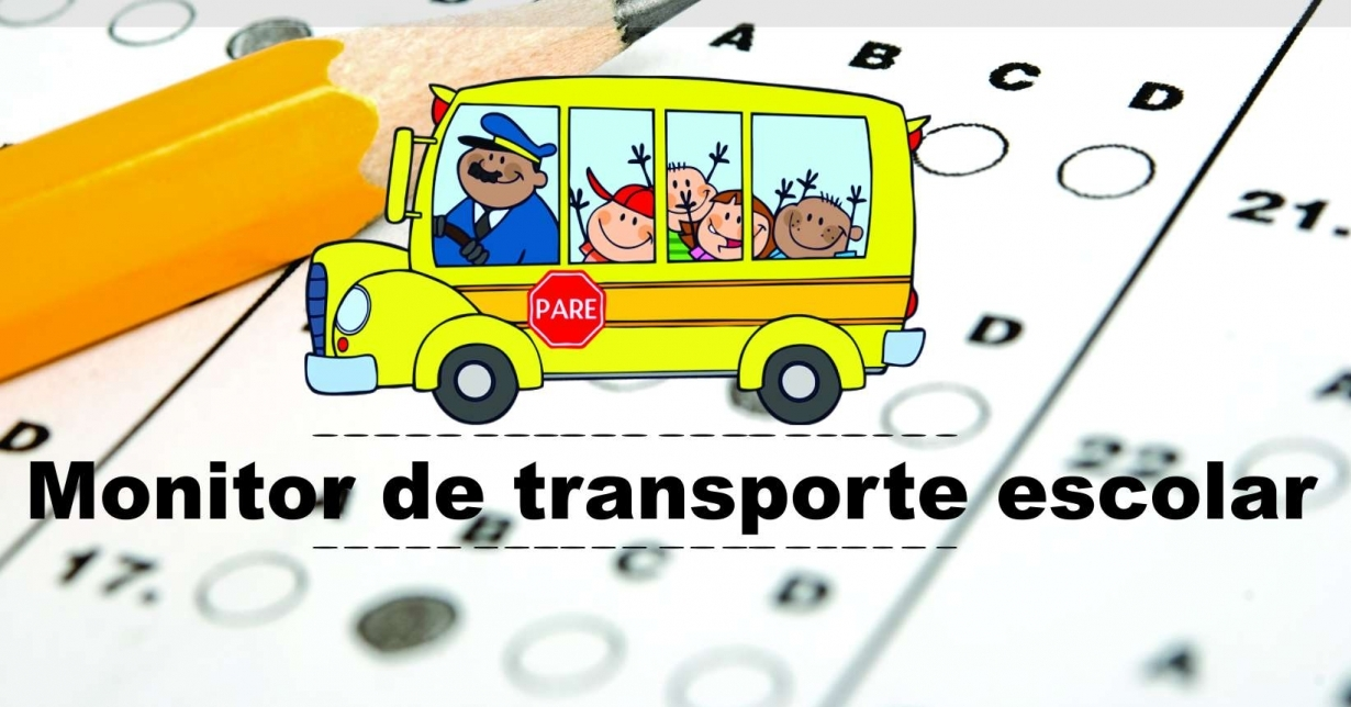 Monitor De Transporte Escolar
