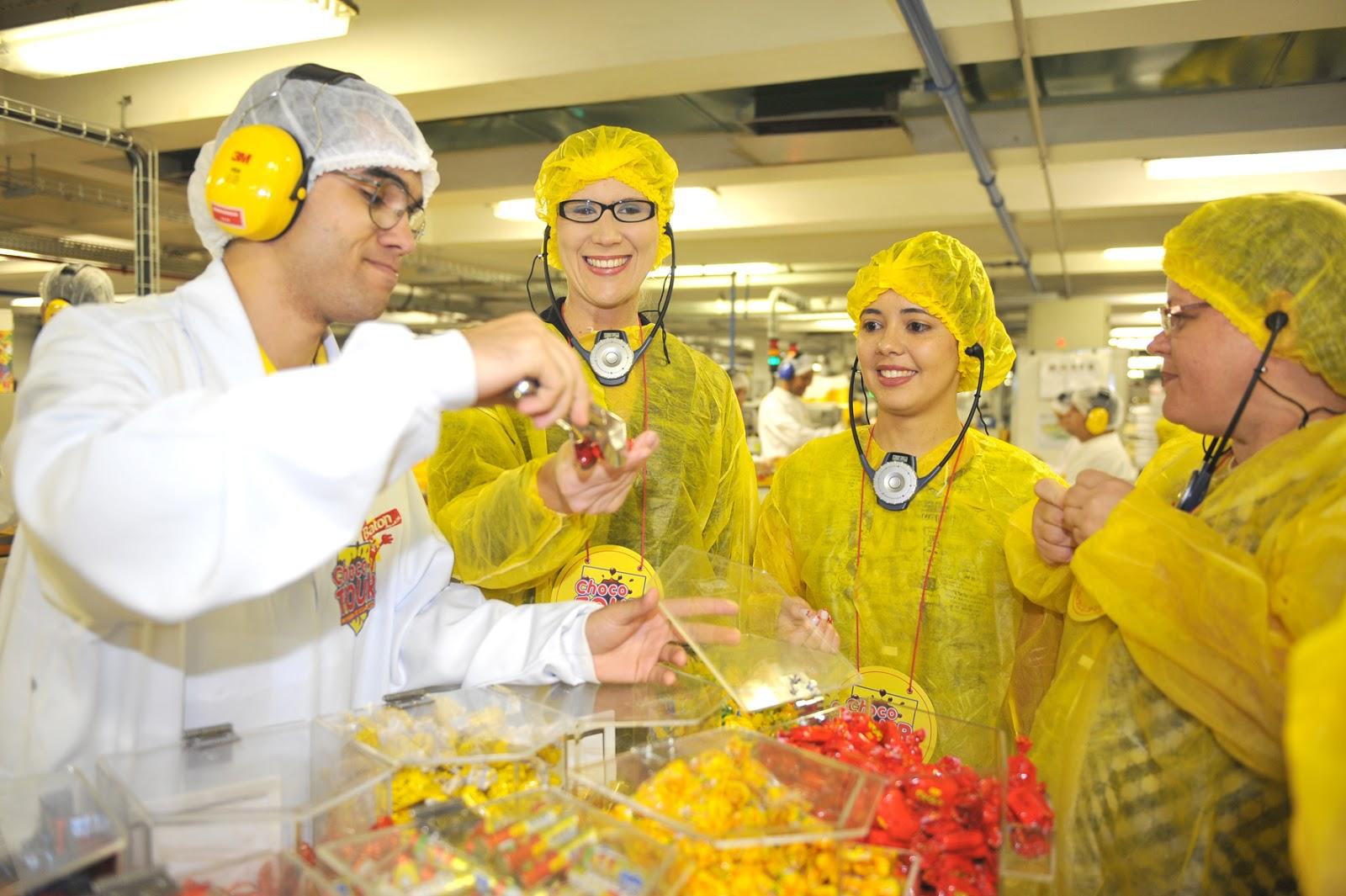 Chocolates Garoto está com vagas para auxiliar de produção