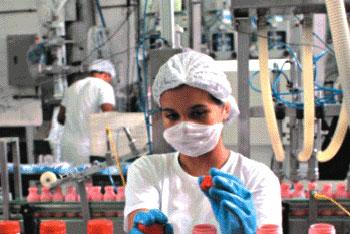 Auxiliar De Produção - Multinacional Alimentícia