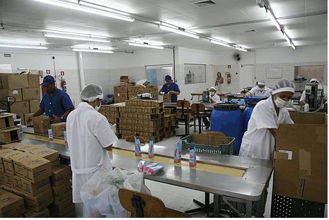 Auxiliar De Produção em São Bernardo do Campo